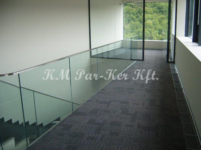 szőnyegpadló modul 06, könnyen cserélhető