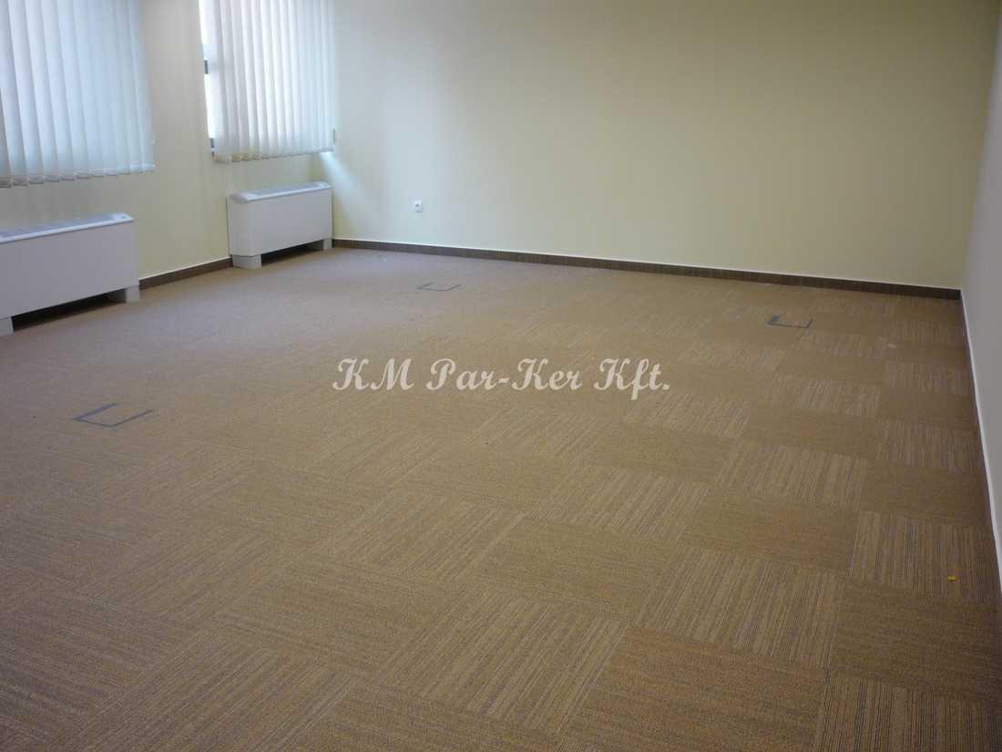 szőnyegpadló modul 09, padlódobozzal
