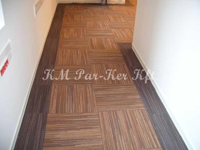 szőnyegpadló modul 11, bordűrrel