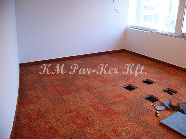 szőnyegpadló modul 15, padlódoboz