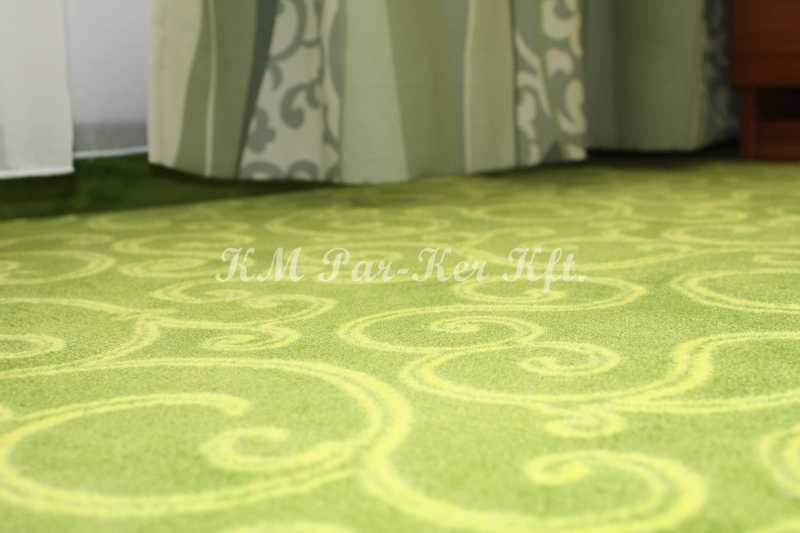 szőnyeg padló poliamid 04, egyedi színek
