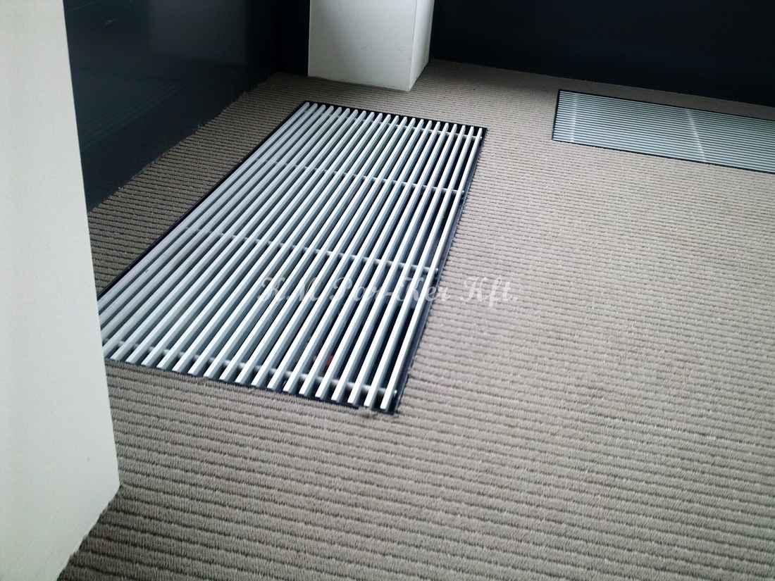 szőnyeg padló poliamid 09, padlórács