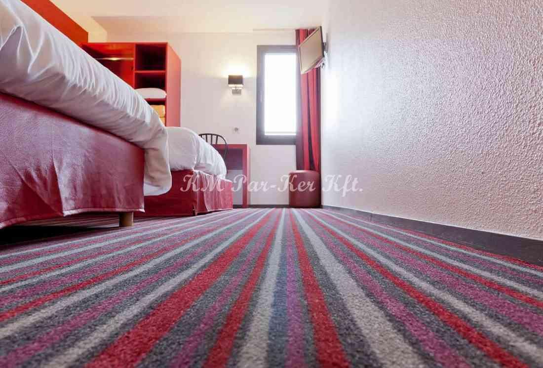 szőnyeg padló poliamid 11, hangszigetelő