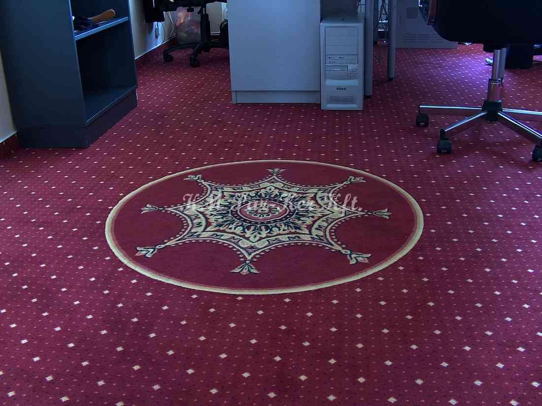 szőnyeg padló poliamid 22, érme betét