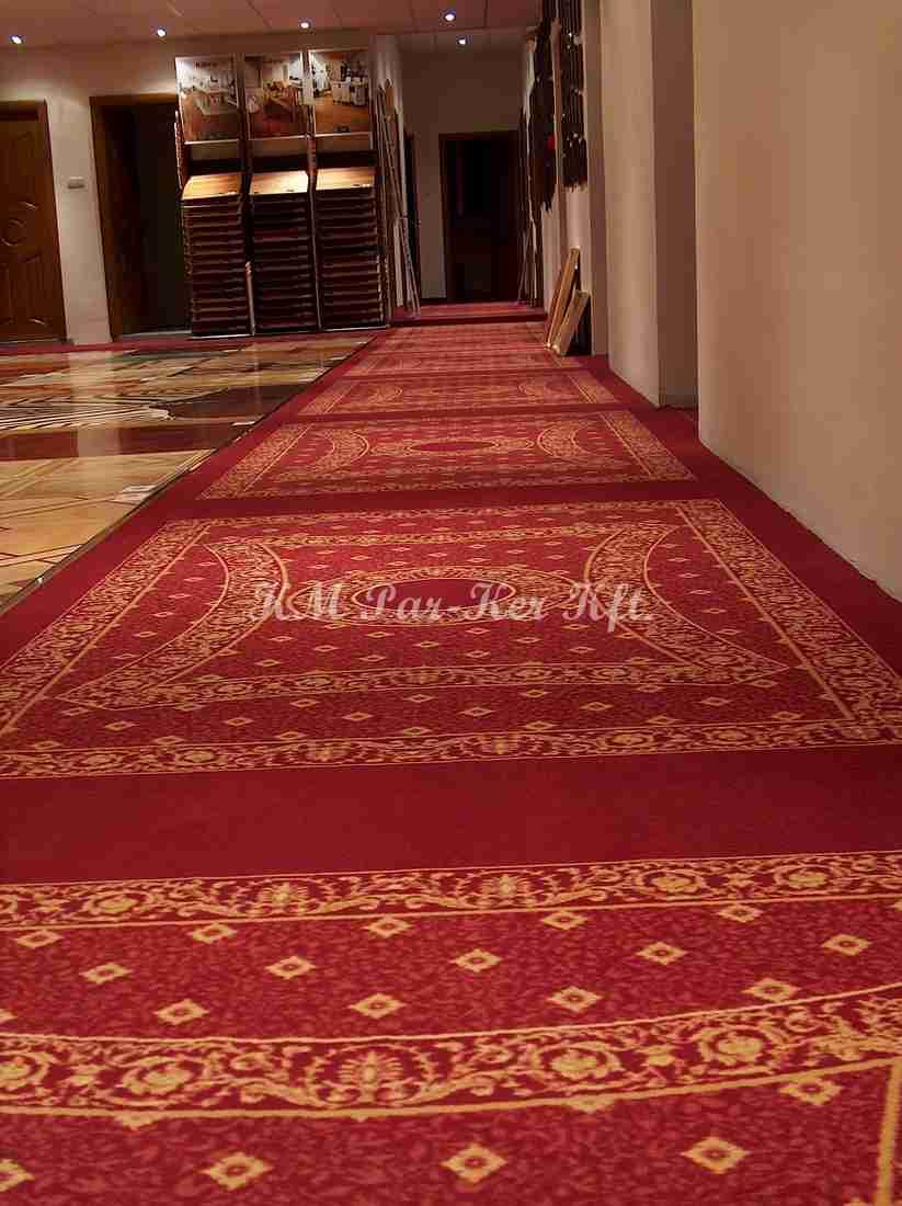 szőnyeg padló poliamid 23, folyosó