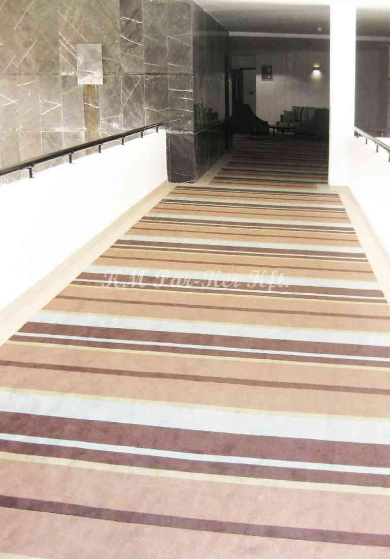 szőnyeg padló poliamid 24, folyosó