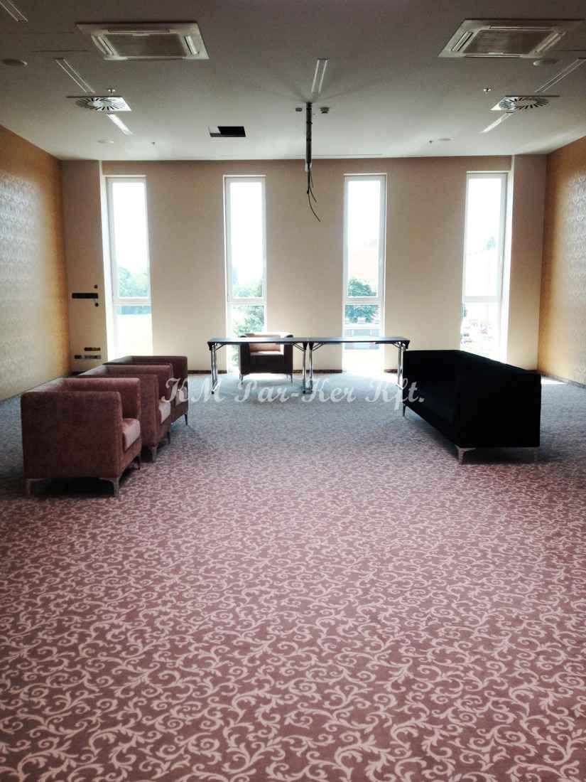szőnyegpadló poliamid 39, szálloda