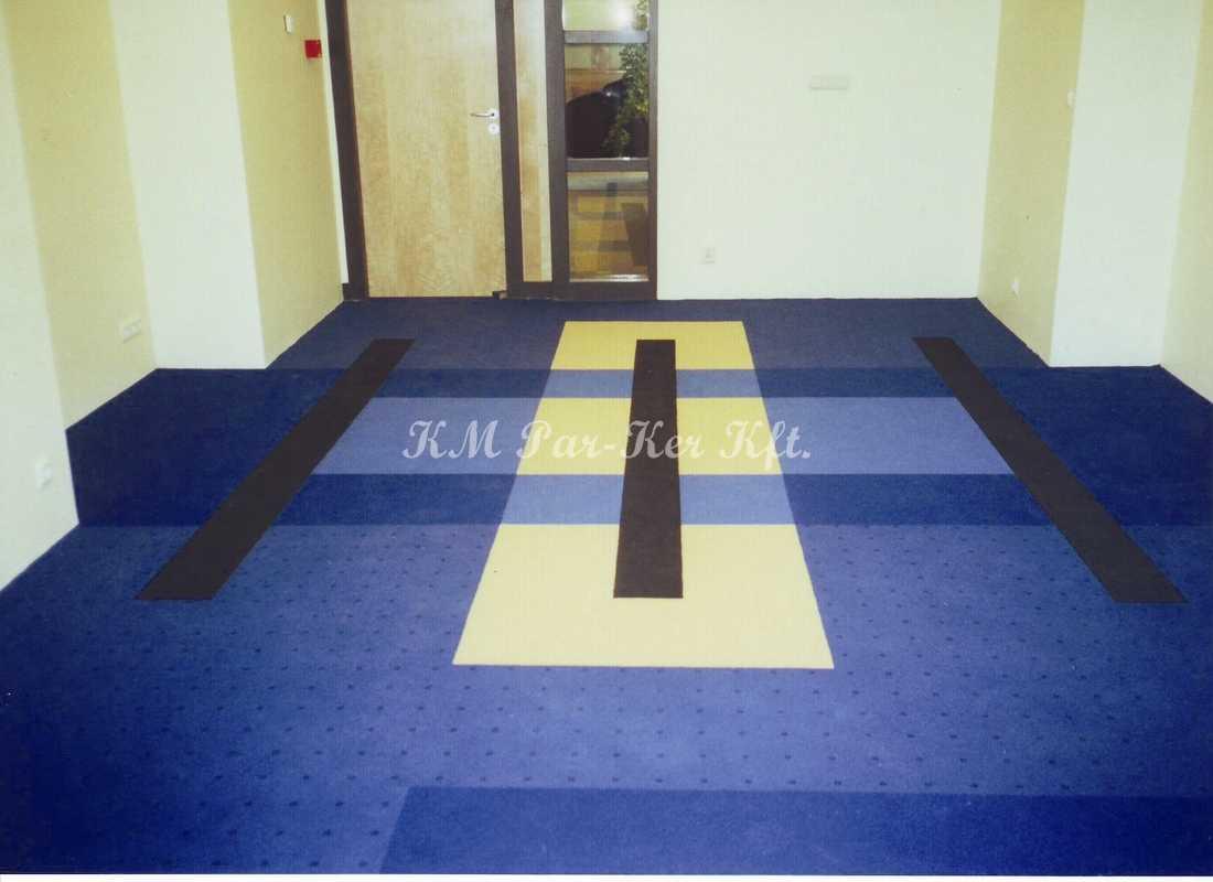 szőnyegpadló poliamid 48, irodai