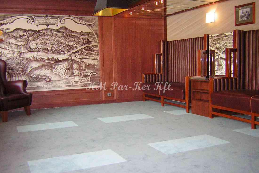 szőnyegpadló poliamid 50, zajcsökkentő