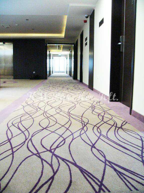 szőnyegpadló poliamid 56, futó minta