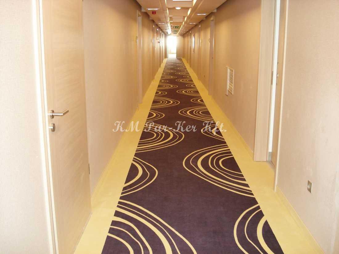szőnyegpadló poliamid 62, bordűr
