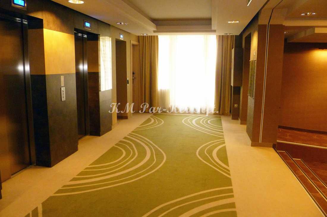 szőnyegpadló poliamid 63, csendes