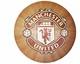 Individuelle Intarsien Fussball Tisch -Manchester United