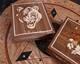 Intarsien Schachtel 04, Tiger