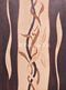 Intarsienkunst -Bambus