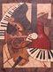 Intarsienkunst -Nach Konzert