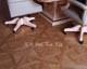 Tafelparkett, Intarsien Parkett 12, David (Eiche)