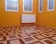 Tafelparkett, Intarsien Parkett 35, S21 (gedämpfte Akazie, Eiche)