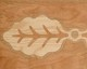 wood inlay floor border 07