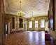wood inlay floor 12, Hajós Baroque Castle