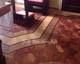 wood inlay floor 27, Szombathely, Bishop's Office