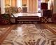 egyedi padló 16, intarzia zebra