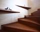 fa lépcső 31, dió, gumi csúszásgátló