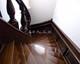 fa lépcső 40, dió kazettás falburkolat