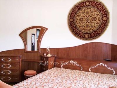 intarziás bútor, fésülködő, komód, ágy