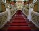 szőnyegpadló gyapjú 10, Vigadó lépcső, réz szorítóval