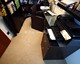 szőnyegpadló poliamid 33, egyszínű, dolgozószoba
