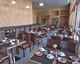 szőnyegpadló poliamid 60, szállodai étterem