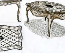 individuelle Möbel, Projektierung