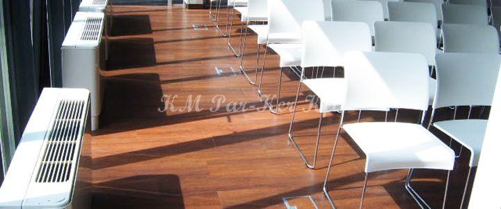 PVC padló