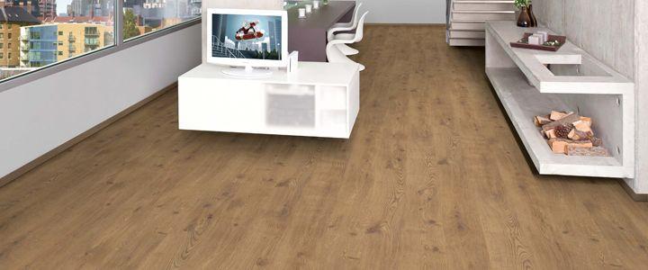 végtelen hatású laminált padló