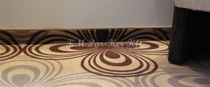 szőnyegpadló -szegély, lábazat